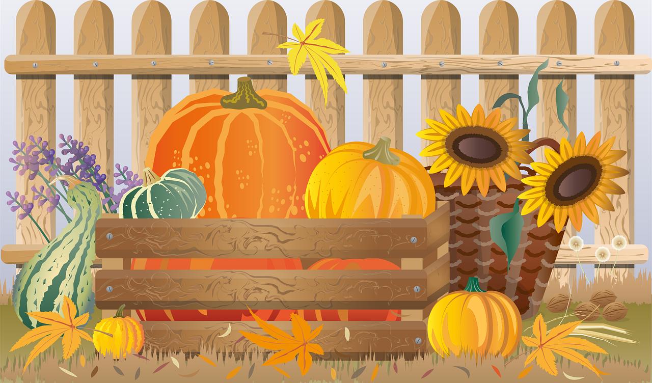 Krátke básničky o jeseni