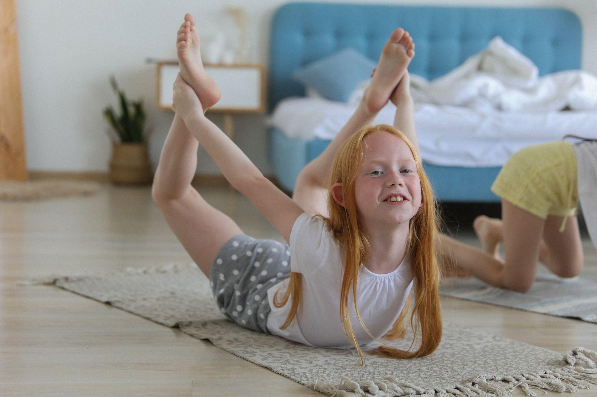 Zacvičte si každý deň: Básničky a riekanky, ktoré rozpohybujú všetky deti