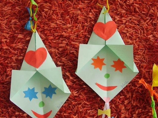 Tvoríme s deťmi: Ako vyrobiť papierové mini šarkany