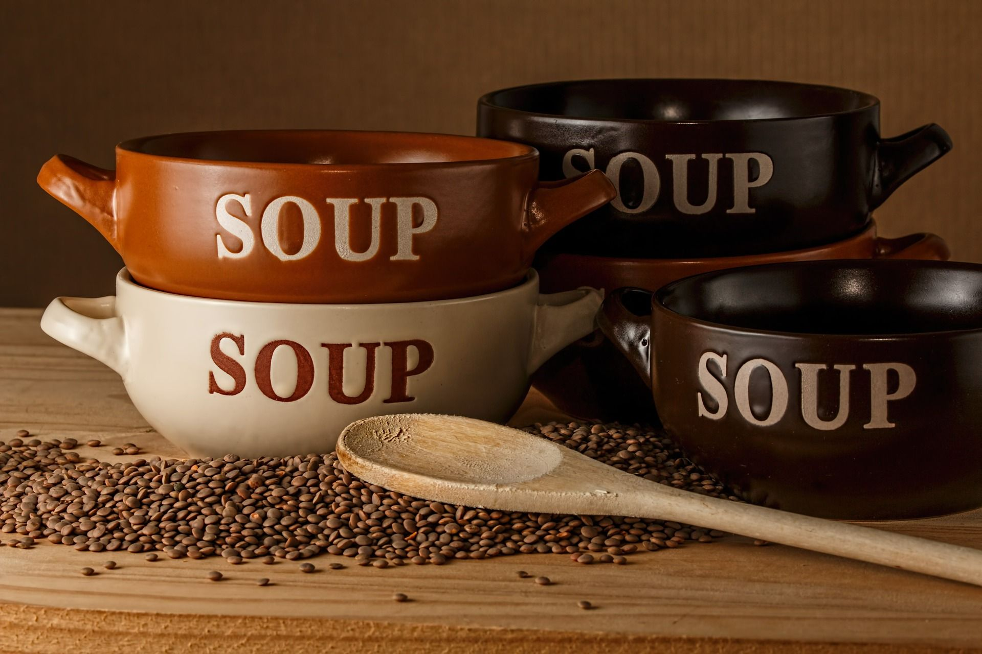 Recepty delenej stravy: Lahodné sacharidové polievky