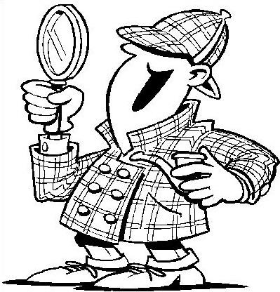 Združenie detektívov - Pozvánka