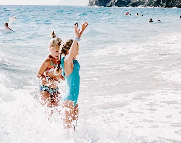 Hry na dovolenke, na pláži aj v prírode