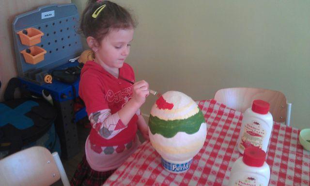 Pštrosie vajíčko