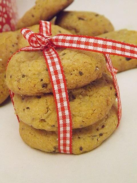 Chia sušienky s čoko kúskami