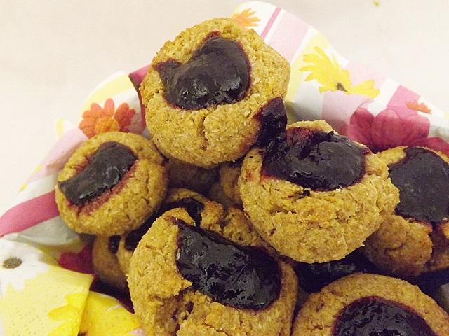Kokosovo-citrónové sušienky