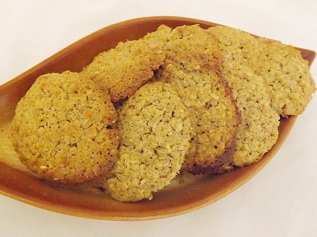 Zázvorové keksíky
