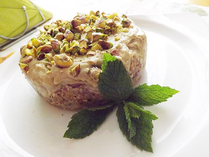 Kokosovo-mangová tortička