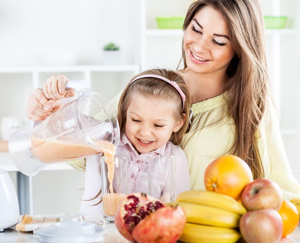 6 rád, aby sa vaše dieťa samo dožadovalo ovocia a zeleniny