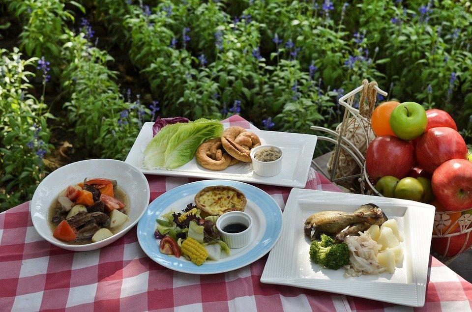 Čas na piknik
