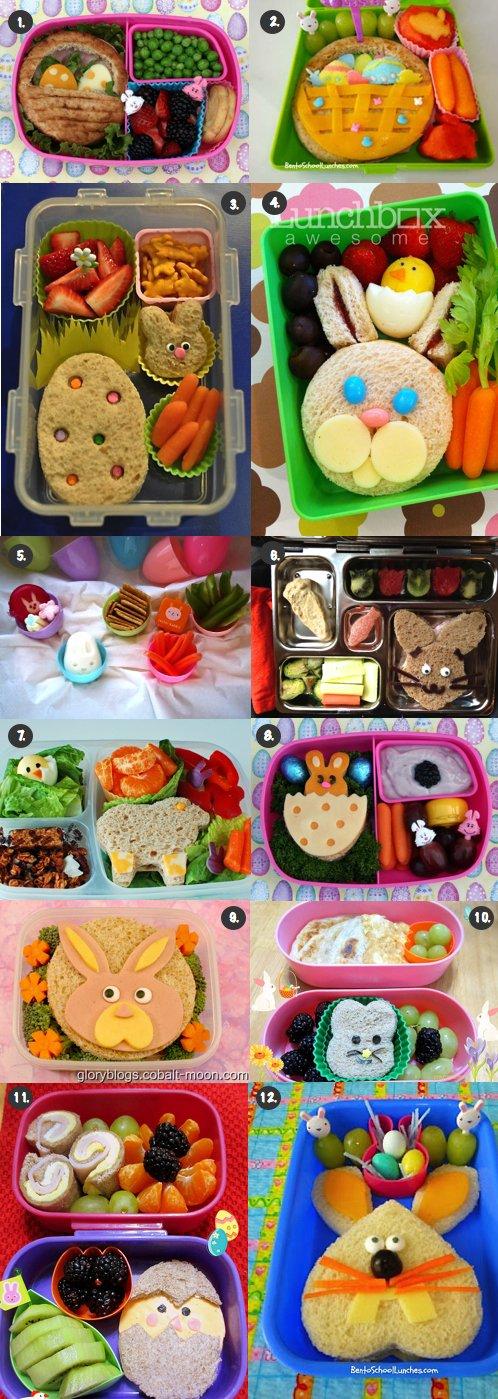 Veľkonočné tipy - zdravé desiate pre deti