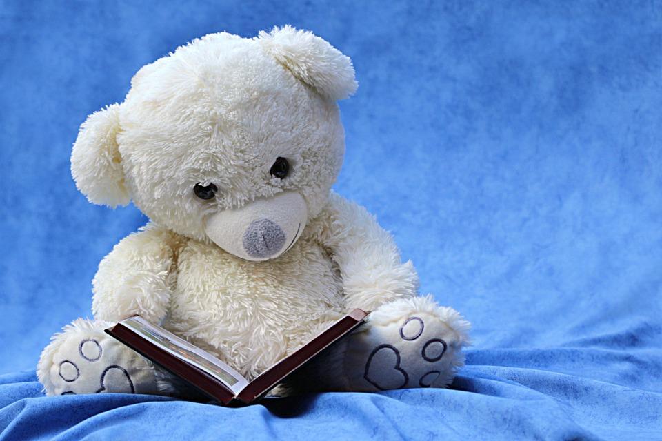 5 dôvodov, prečo čítať deťom knihy