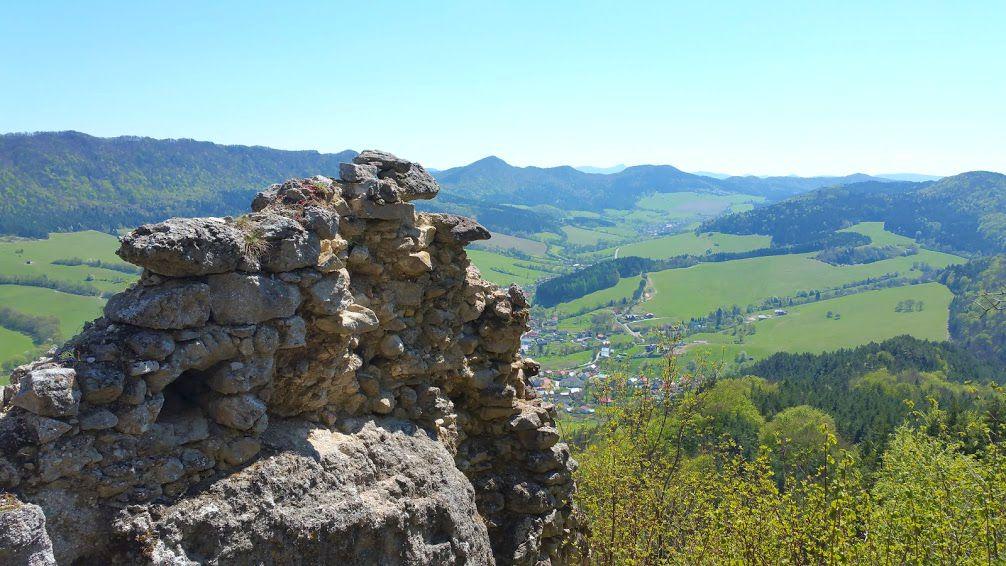 Tip na výlet: Súľovské skaly