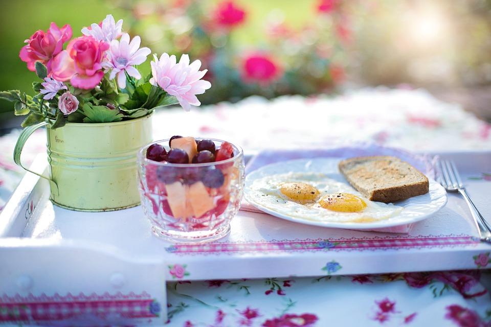 DIY ku Dňu matiek - Raňajky do postele