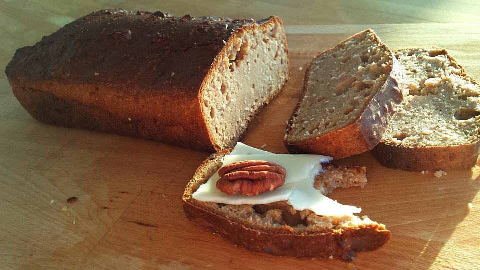 Sladký tekvicový chlebík