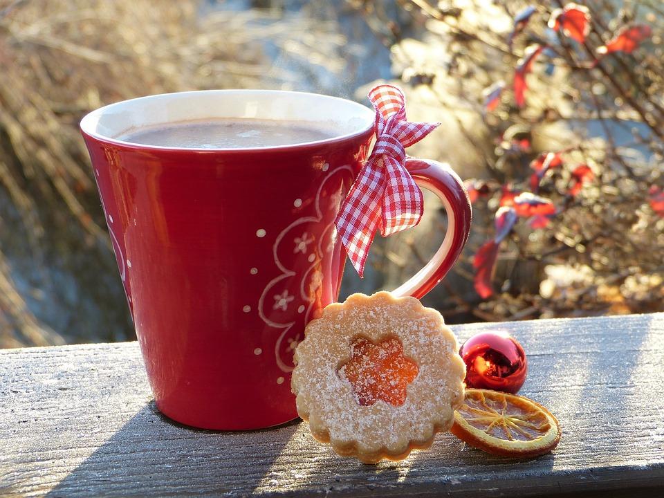Vianočné nápoje na zahriatie