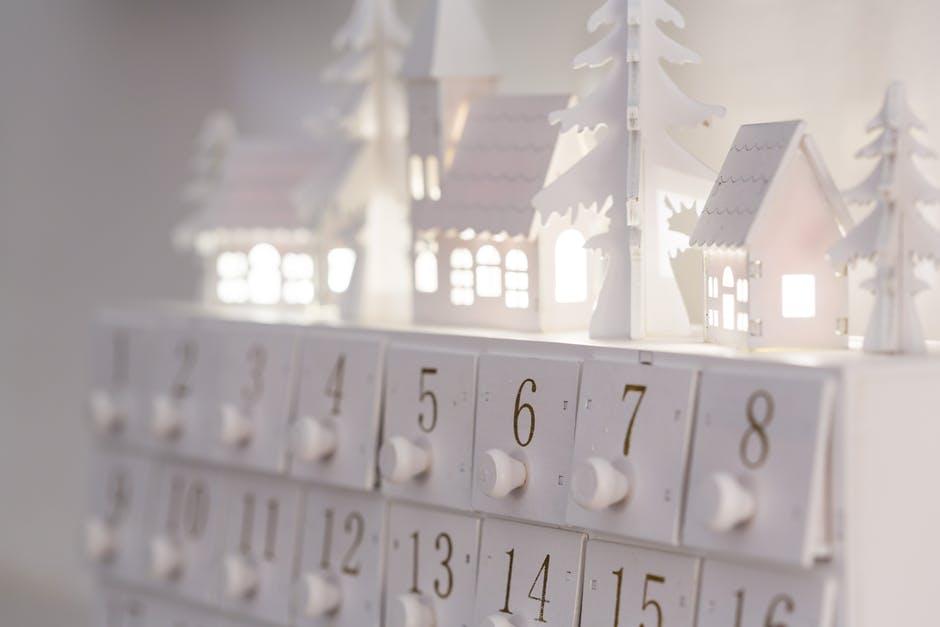 Šesť týždňov do Vianoc