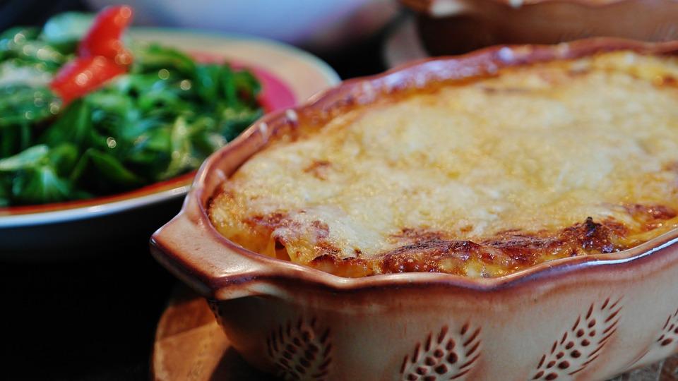 Recept na chutné zeleninové lasagne pre vegetariánov