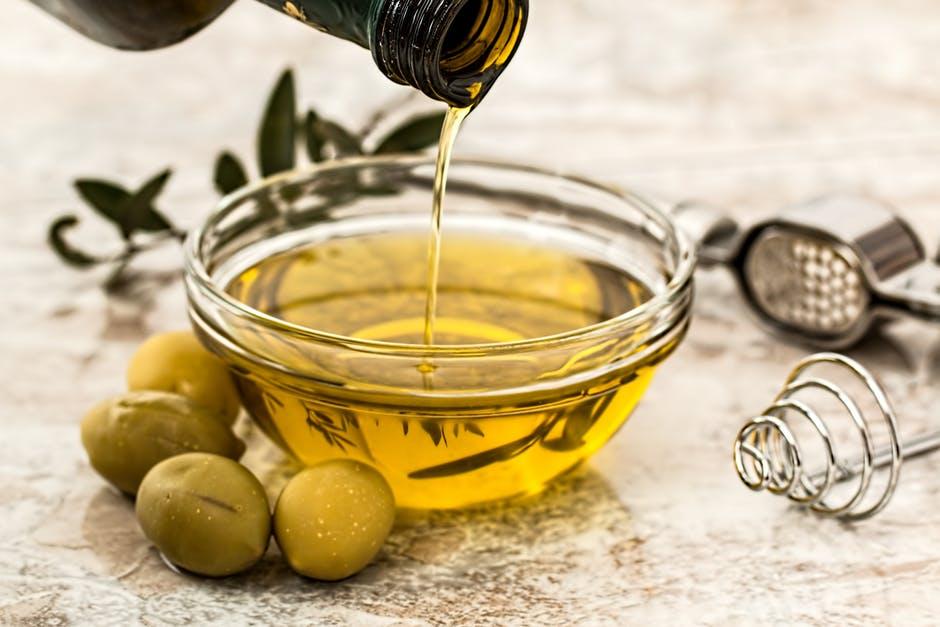Olivový olej - tekuté zlato