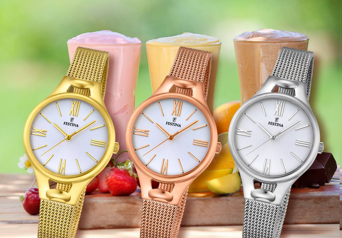 Moderné dámske hodinky vhodné pre každú ženu