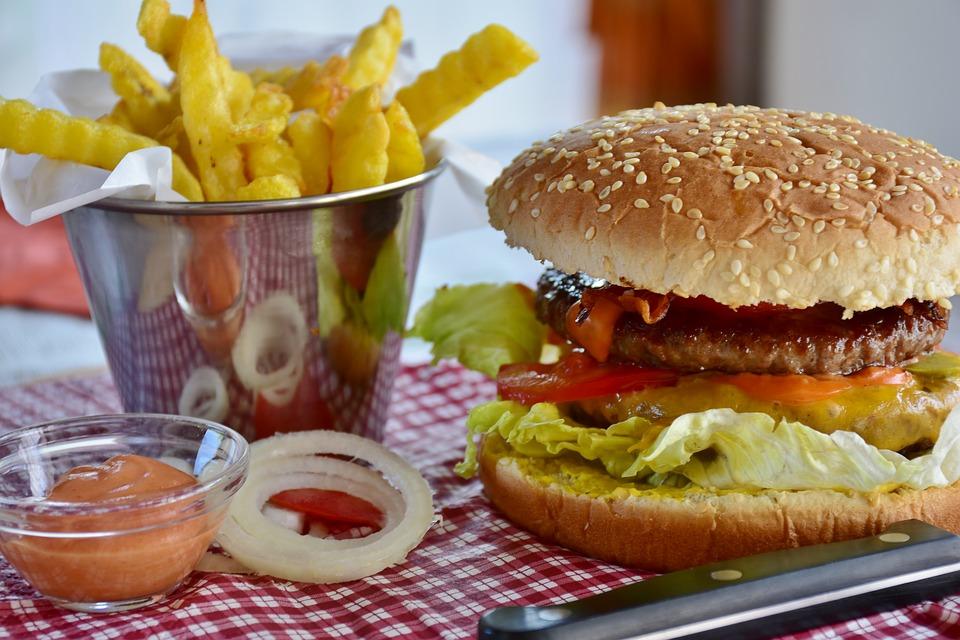 Vegánske burgery z červenej šošovice