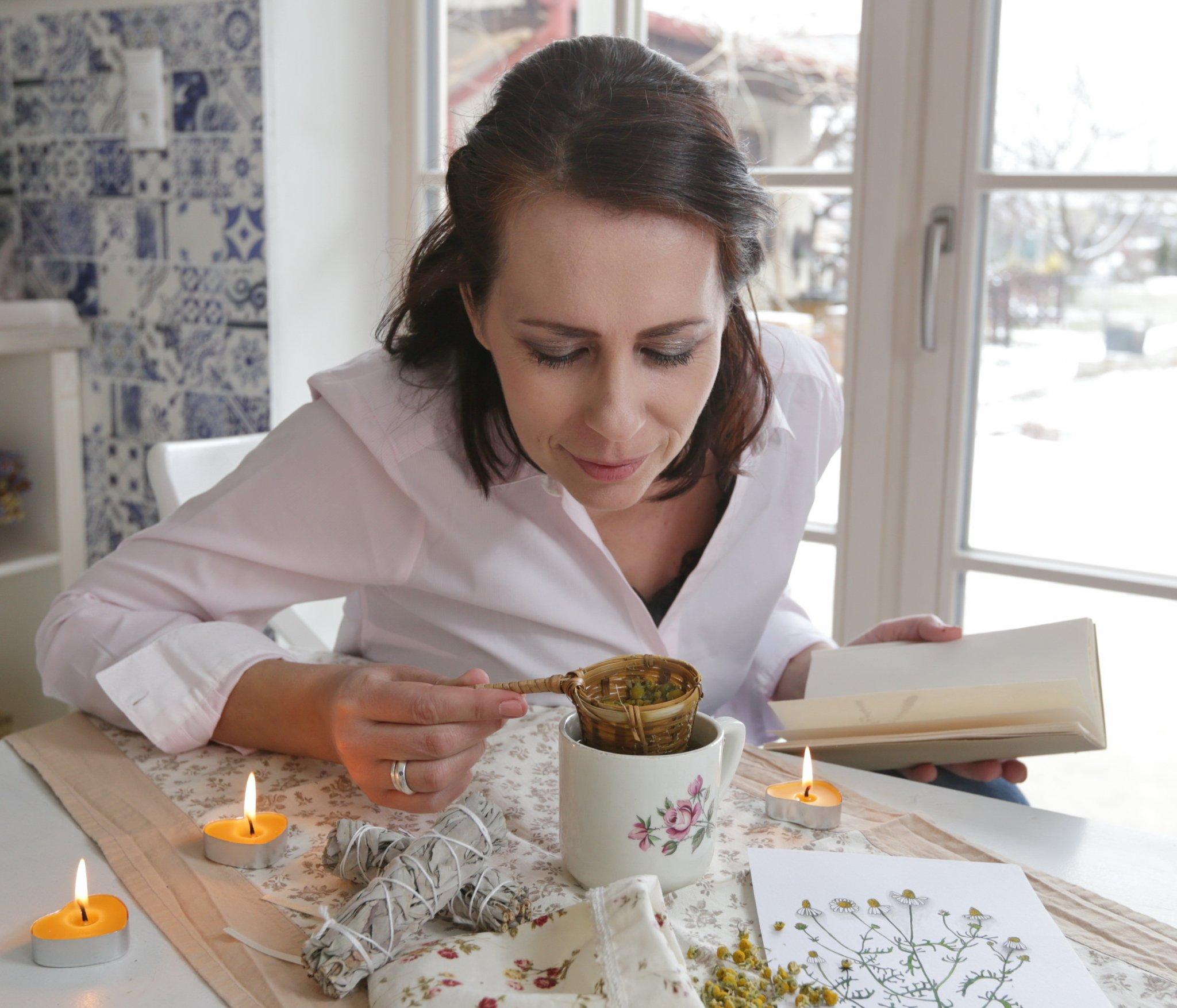 ROZHOVOR + SÚŤAŽ pre vás: Miriam vie o čom si šepkajú bylinky