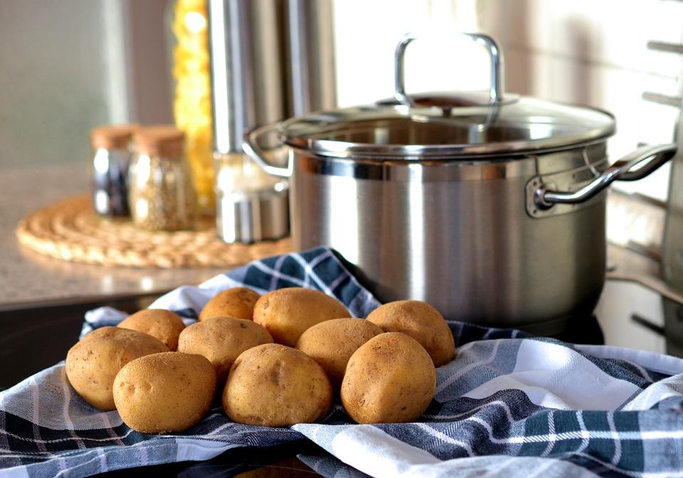 Francúzsky zemiakový šalát