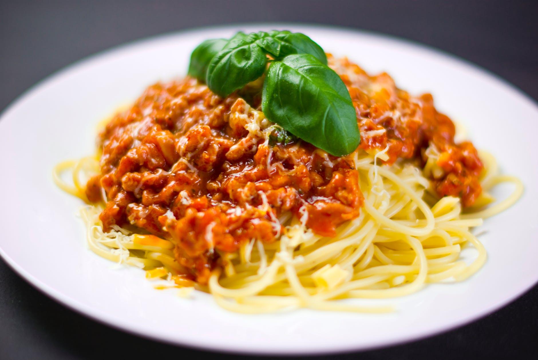 Omáčka Bolognese pre vegánov