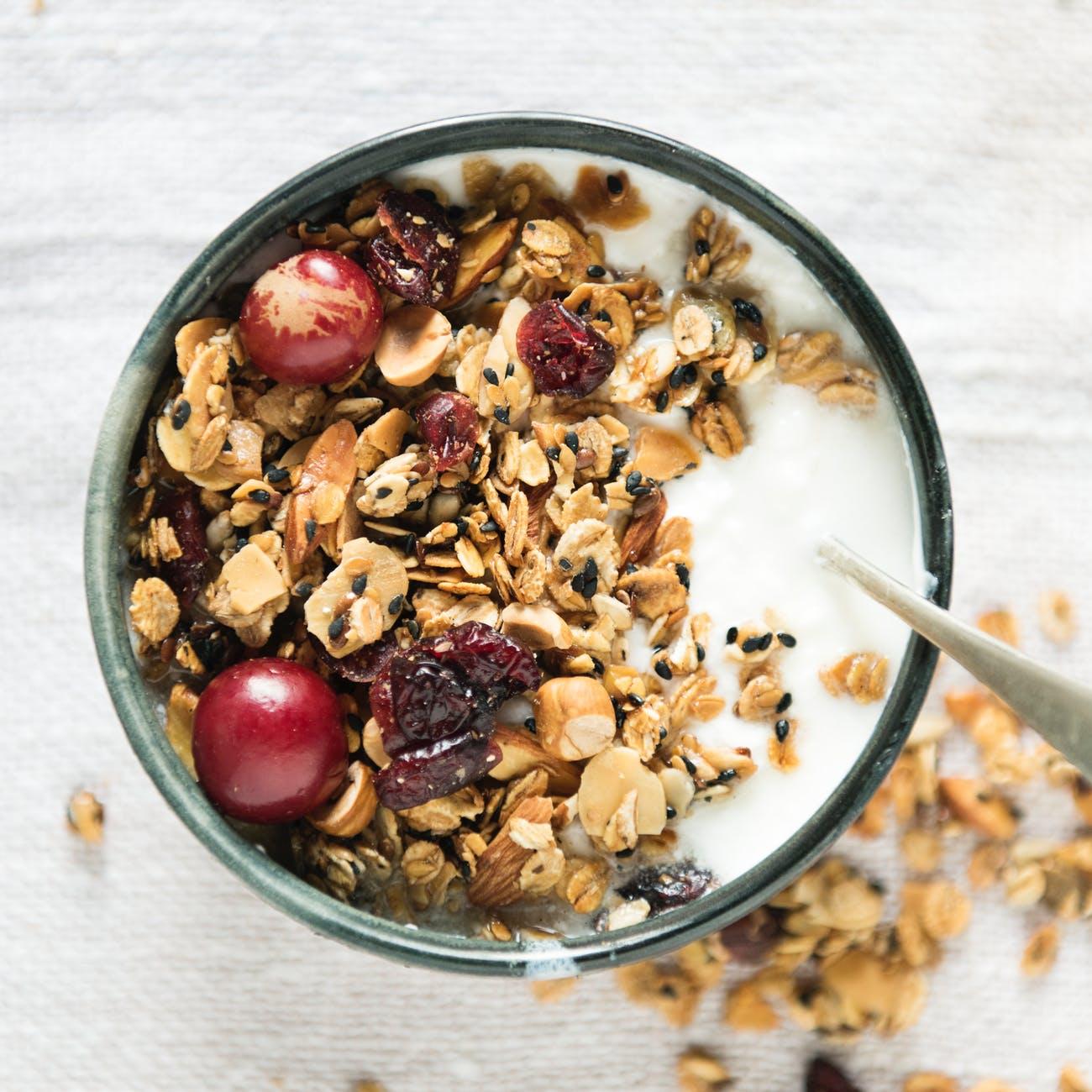 Zdravé raňajky - pečená ovsená kaša