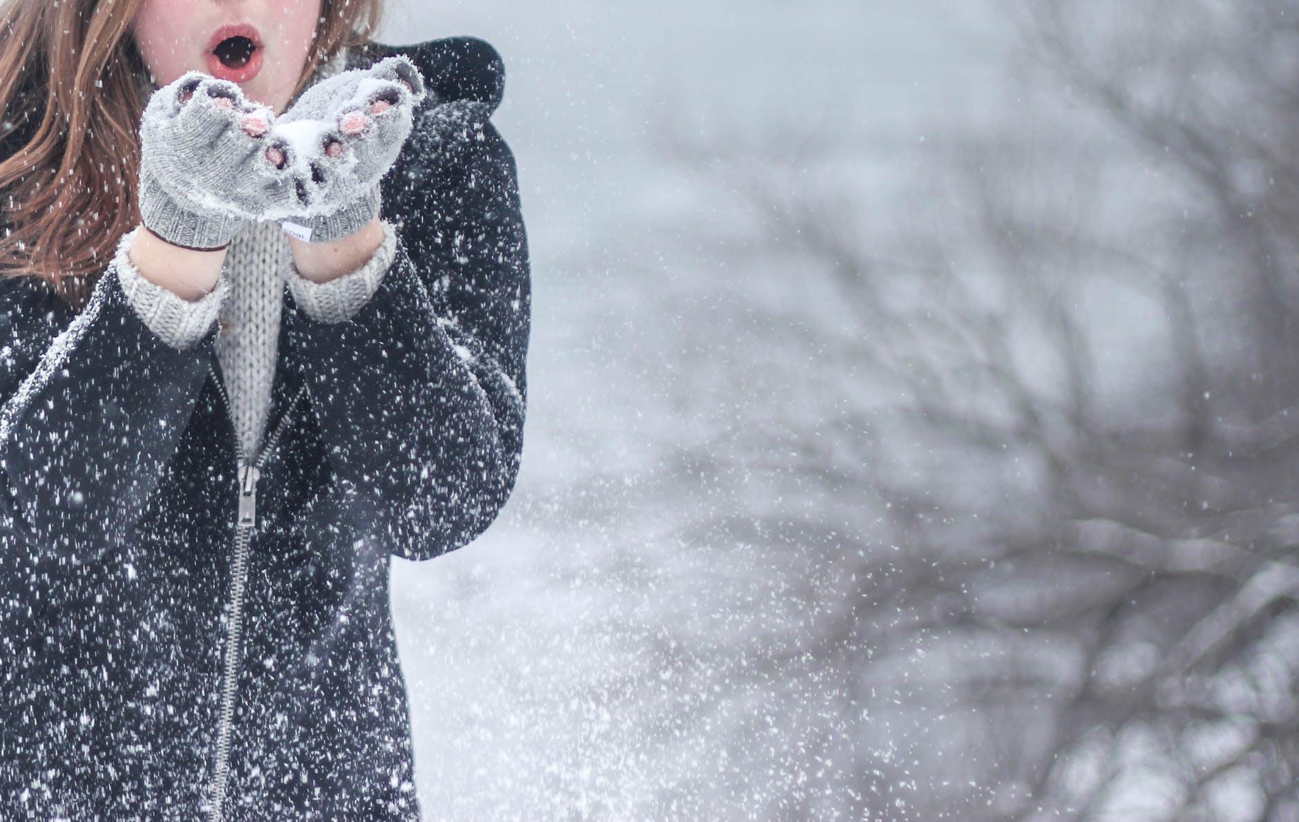 Ako sa starať o pleť v zime