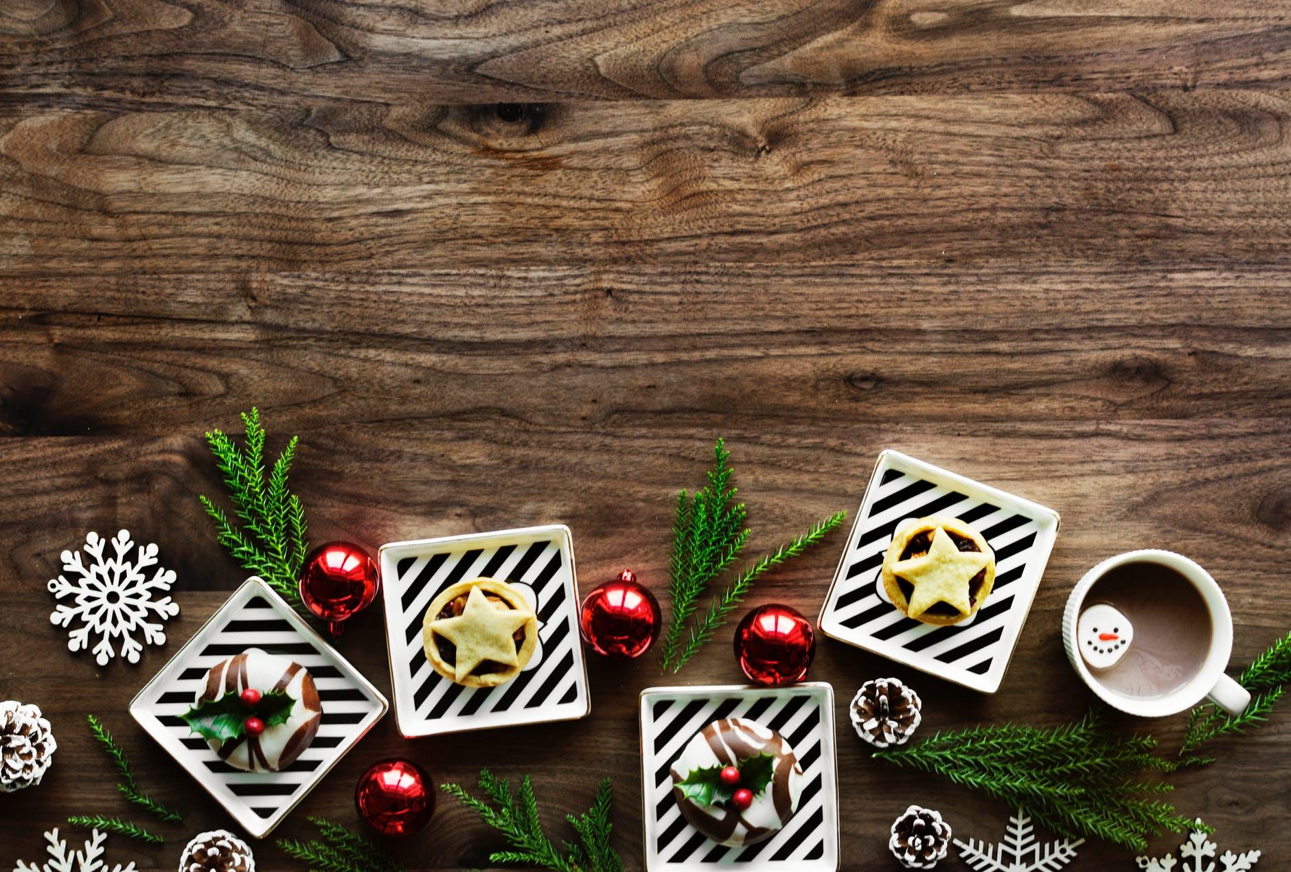 Vianočné koláčiky z Británie