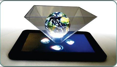 DIY: 3D hologram u vás v obývačke