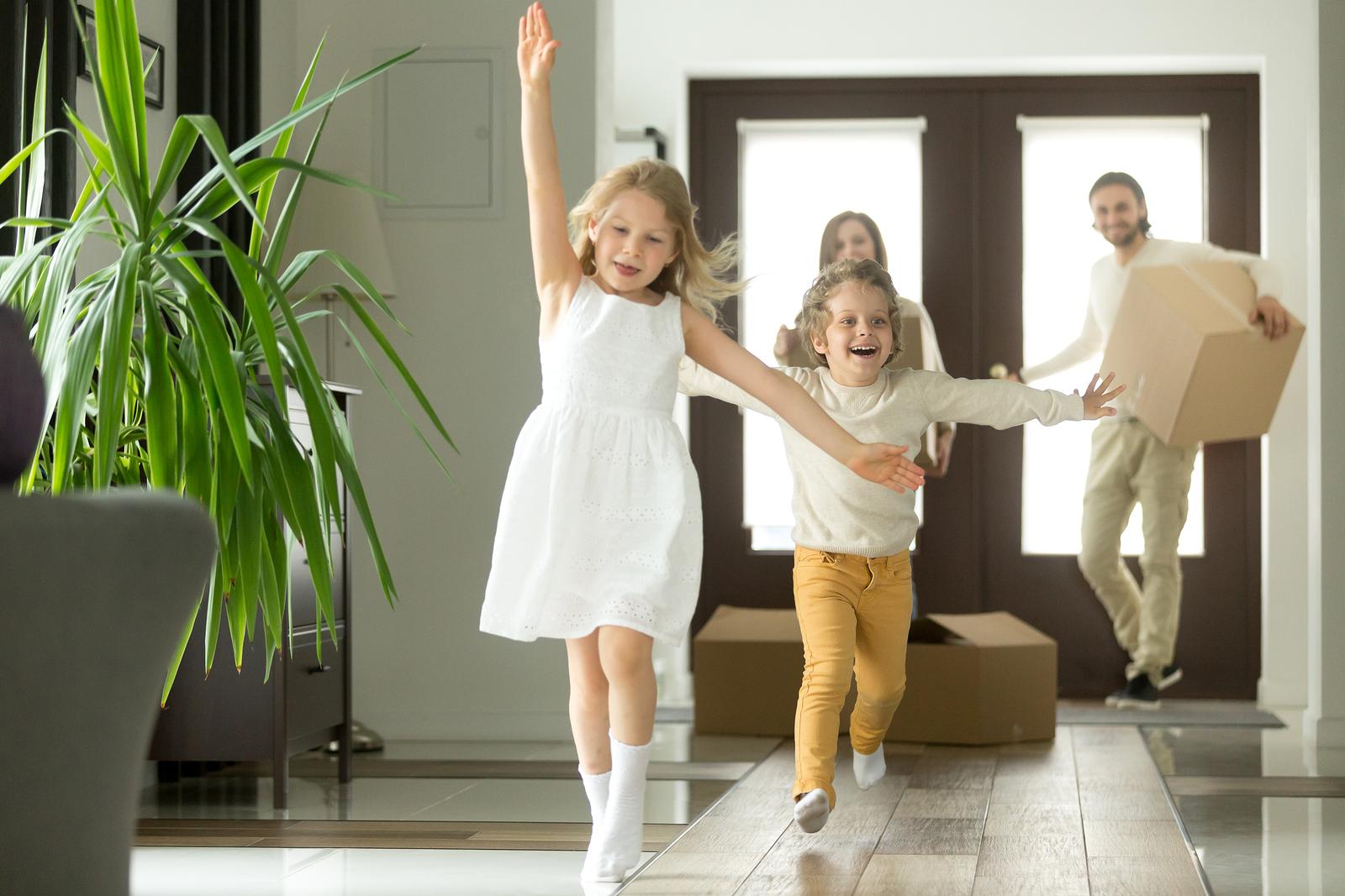 Aké je dostupné bývanie pre mladé rodiny?