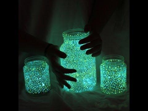 """Fosforeskujúce """"vílie"""" poháre"""