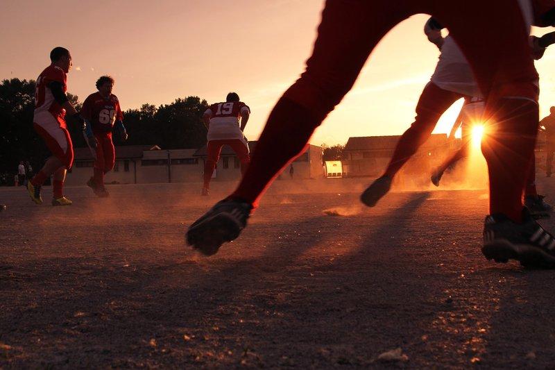 Loptové akolektívne športy. Ako vybrať ten správny akedy začať?