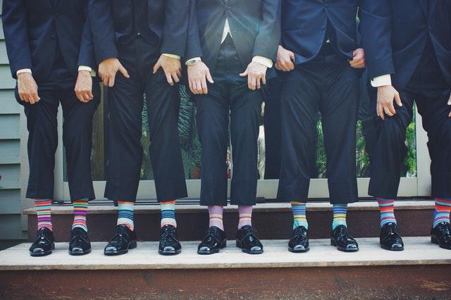 Farebný svet ponožiek