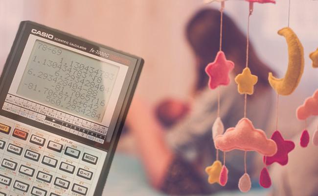 Kalkulačka na výpočet výšky materskej v roku 2019