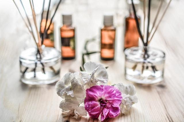 aróma difuzér je skvelý prostriedok, ako prevoňať váš domov
