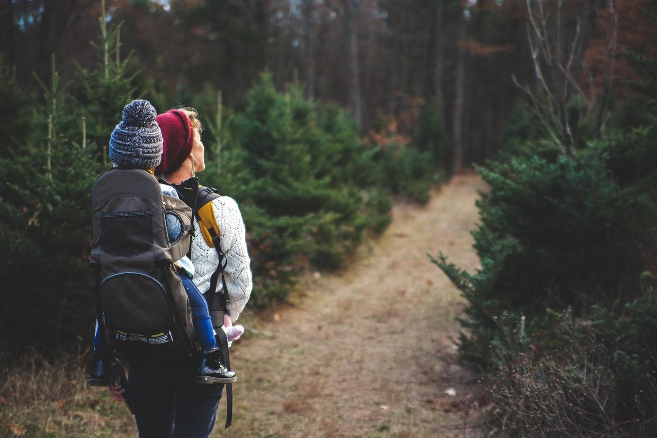 Vybavenie na pešiu turistiku s deťmi alebo na čo nesmieme zabudnúť?